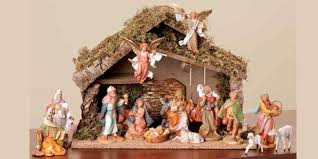 the 1 nativity set in the us bringing the faith home