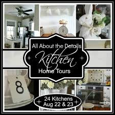 all about the details kitchen home tour how to love your ugly