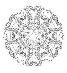 mandala christmas candy cane coloring pages coloring christmas