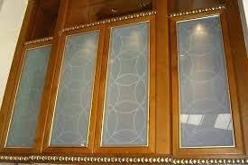 Cabinet Door Glass Insert Decorative Cabinet Doors Glass Insert For Cabinet Door Cabinets