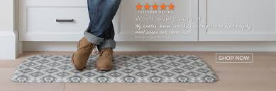 kitchen floor mats for comfort the ultimate anti fatigue floor