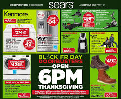 best black friday deals 2017 for a dryer what you need to know about shopping at sears on black friday