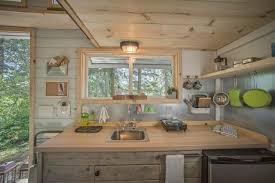 Tiny House Kitchens by 9 Teeny Tiny Kitchens Packed With Character Hgtv U0027s Decorating