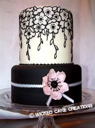 small wedding cake by wickedcakehusband url http cakecentral