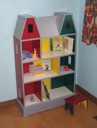 Doll House Bookcase Dollhouse Bookcase
