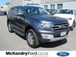 2016 Ford Everest Ford Everest 2016 Used Fords For Sale In New Zealand Second