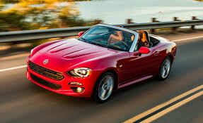 fiat spider 1978 2017 fiat 124 spider first drive u2013 review u2013 car and driver