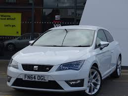 used seat leon fr for sale motors co uk