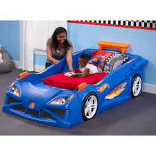 Twin Bed Frame For Toddler Bedroom Twin Car Beds Lighting Mcqueen Car Bed Lightning