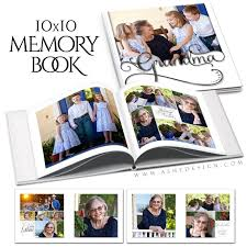 10x10 photo book simply worded grandmother 10x10 photo book ashedesign