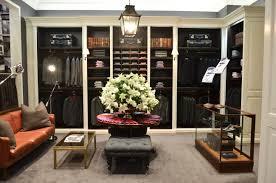 hackett luxury tailoring room at regent street london store