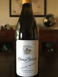 columbia valley wine collections chateau chateau ste 2013 indian chardonnay a cellar