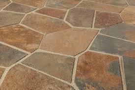 roterra slate tile meshed back patterns flag stone pattern