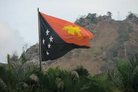 New Guinea Flag The Problem With Art Poverty In The Pacific U2013 Lesley Wengembo