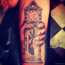 clock tattoos tattoo designs tattoo pictures page 19