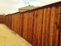 wood fence sunnyvale fence ironworks of dallas ft worth