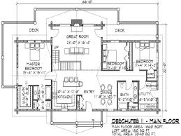 Great Room Floor Plans Single Story Story Log Cabin Floor Plans Story Log Home Plans Lrg Floor Plan