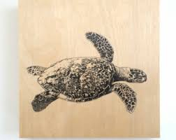 Turtle Nursery Decor Wall Designs Sea Turtle Wall Wood Wall Sea Turtle