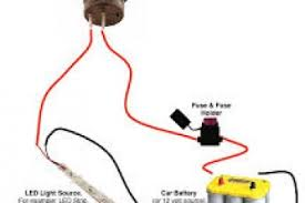 wiring diagram for a lighted rocker switch wiring diagram