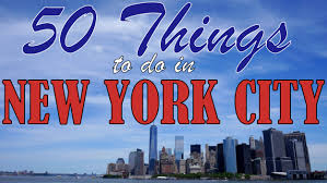 New York traveling images 50 things to do in new york city jpg