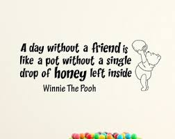 winnie the pooh sayings wall decal quote winnie the pooh decal let s begin by