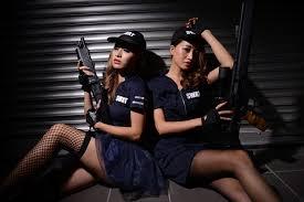 Swat Halloween Costumes Women Miscellaneous Goods Peripheral Equipment Errand Shop Rakuten