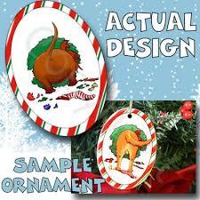 dachshund christmas ornament u2013 nothin u0027 dogs