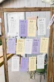 wedding table assignment board table assignments on chickenwire diy shabby chic weddings az