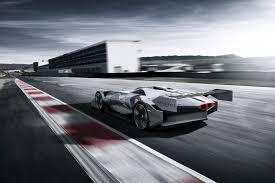 peugeot sport car peugeot u0027s l750 r hybrid vision gran turismo hypebeast