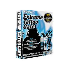 h2ocean tattoo aftercare and body piercing aftercare