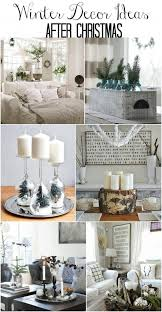 decor ideas winter decor ideas for the home