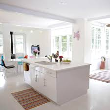white kitchens u0026 dining areas the style files