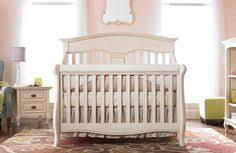 Babi Italia Mayfair Flat Convertible Crib Babi Italia Mayfair Curved Convertible Crib Oyster Shell Babi