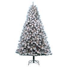 white christmas trees christmas trees artificial christmas trees sears