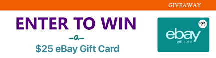 win a gift card giveaway enter to win a 25 ebay gift card jcutrer