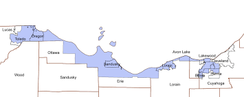 Map Of Sandusky Ohio by Four Reasons Ohio U0027s Congressional Races Are A Snoozefest This Year