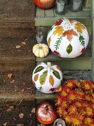 Decorating With Fall Leaves - 54 easy fall craft ideas for adults diy craft projects for fall