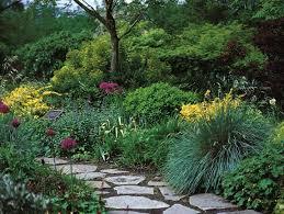 Washington State Botanical Gardens Emerald Winters Brown Summers Summer 2003 Washington State