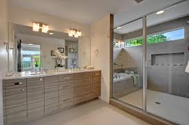 Master Bathroom With European Cabinets By Isola Homes Zillow - Bathroom cabinet lights 2
