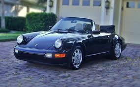 1990 porsche 911 convertible 1990 porsche 911 carrera 2 cabriolet for sale on bat auctions sold