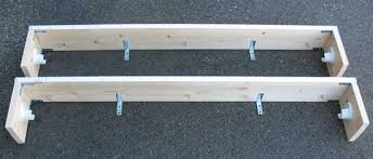 How To Make Window Cornice Don U0027t Waste Money On Curtain Rod Brackets When Using Cornice Boxes
