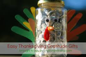 thanksgiving crafts for gratitude gift