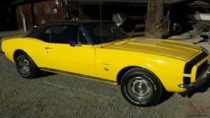 1967 rs ss camaro convertible camaro rs ss 350 4 speed