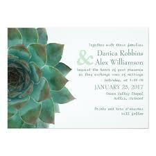 Succulent Wedding Invitations Succulent Wedding Invitations U2013 Wedding Invitation Ideas