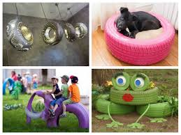 recycled home decor projects tire diy crafts ideas recycled tire projects recycling tyres