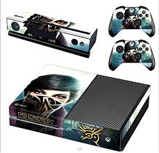 xbox one controller black friday amazon dishonored 2 stylish design for xbox one kinect and controller