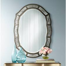 Uttermost Mirrors Free Shipping Uttermost Fifi Etched 34