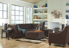 Ashley Furniture 3 Piece Sectional 2 Piece Sectional With Right Chaise By Benchcraft Wolf And