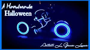 Tron Halloween Costume Uniquely Grace Tron U0026 Lightcycle Handmade Halloween Costume