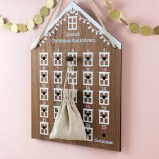 wood advent calendar unique wood advent calendar house create gift
